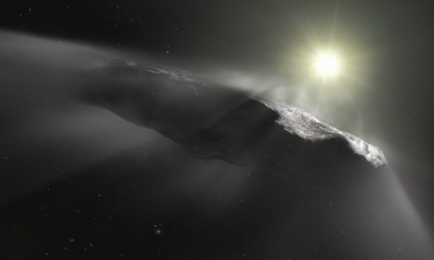 Harvard Astronomer on 'Oumuamua