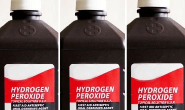 17 Surprising Ways to Use Hydrogen Peroxide