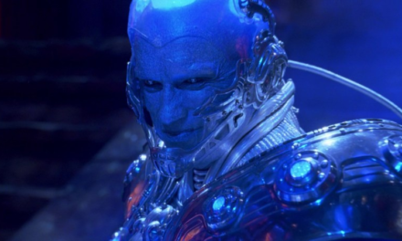 Local Man Arrested After Cosplaying Mr. Freeze